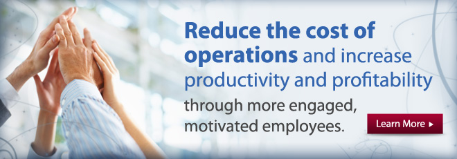 Reduce Operation Costs