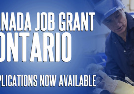 Canada Job Grant Helps Pay for Training