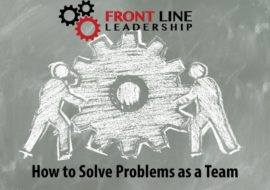 How to Solve Problems as a Team