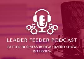 Better Business Bureau Radio Show Interview