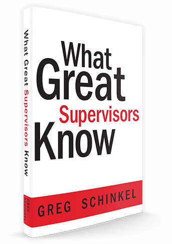 What Great Supervisors Know