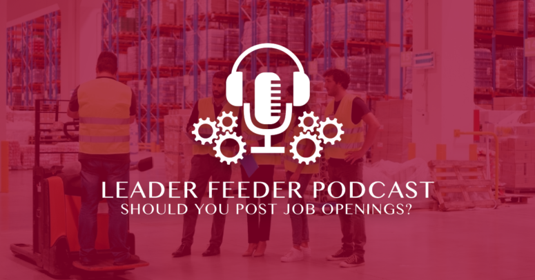 Should You Post Job Openings?