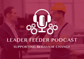Supporting Behavior Change