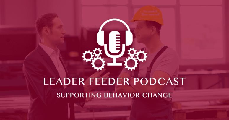 Supporting Behavior Change