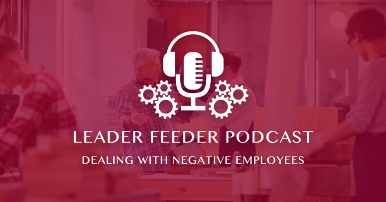 Dealing With Negative Employees