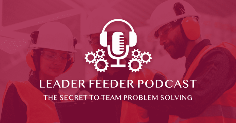 The Secret to Team Problem Solving