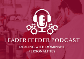 Dealing With Dominant Personalities