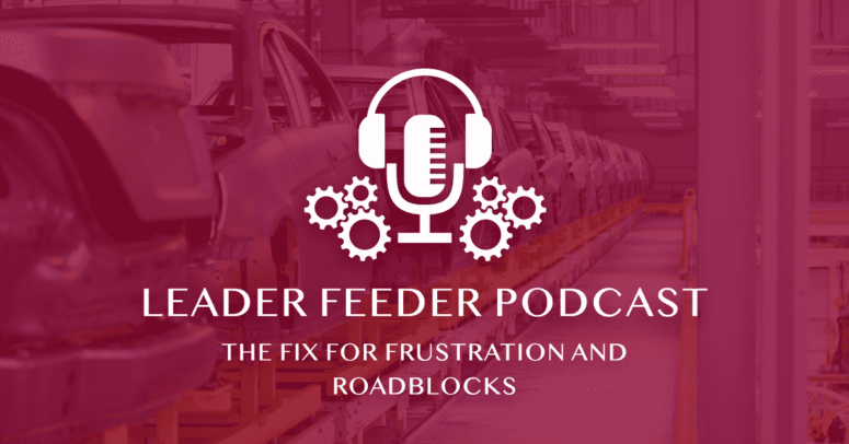 The Fix For Frustration And Roadblocks