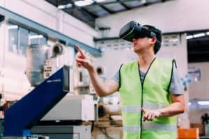 virtual manufacturing work