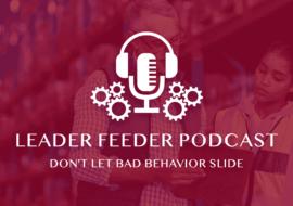 Don't Let Bad Behavior Slide