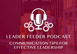 Communication Tips for Effective Leadership