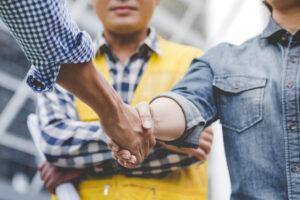 industry trust teamwork