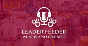 what is a no-brainer?