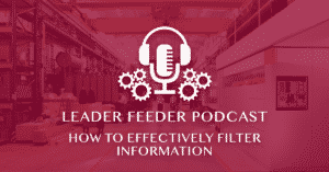 How to Effectively Filter Information